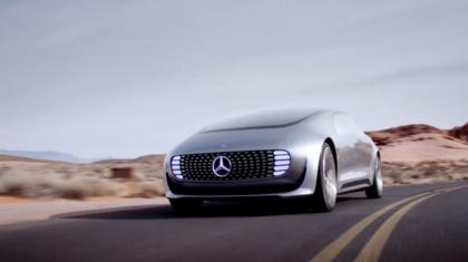 Mercedes-F015