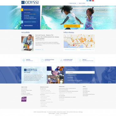 Redesign de site internet