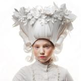 Costume de papier, Asya Kozina